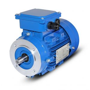Electric motor three phase 0.55KW 2/4/6/8 pole General Purpose B14 (small flange and feet) AC motor
