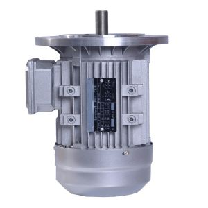 Electric motor Aluminum Frame three phase B5 flange mounted
