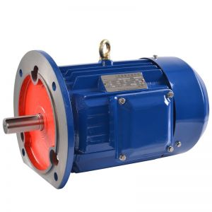Electric motor three phase 2/4/6/8 pole General Purpose B5 (flange) AC motor
