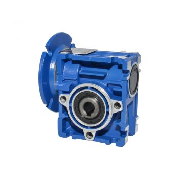 Speed reducer worm gear box NMRV